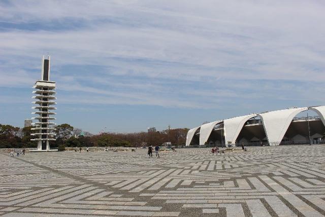 【1回】駒沢オリンピック公園 左