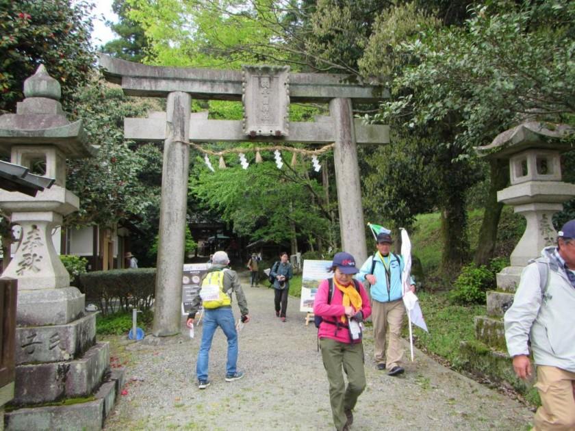 天香山神社①