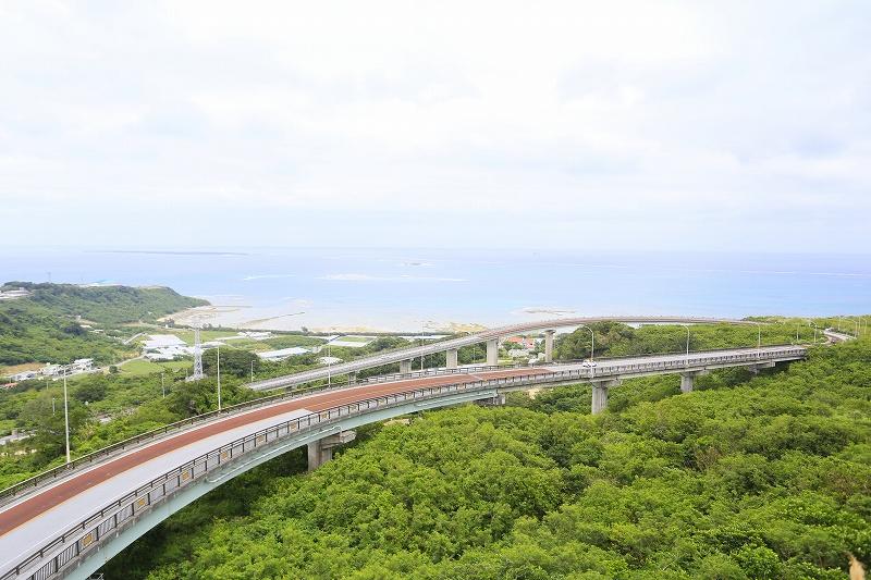 85km_ニライカナイ橋からの絶景! (2)